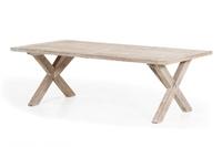"""Arizona"". Кофейный столик из акации, 150х75х50 см."