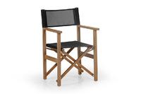 """Drama"". Кресло раскладное (тик/текстилен)."