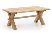 """""""Everest"""". Кофейный столик из тика, 120x65х50 см"""