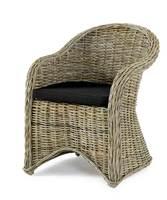 """""""Lorna"""". Кресло из натурального ротанга."""