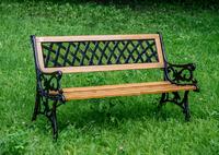 """Jardin"". Скамейка садово-парковая."