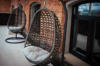 """""""LuxFlorensiya"""". Подвесное кресло."""